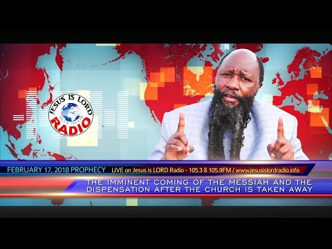 PROPHECY OF THE IMMINENT COMING OF THE MESSIAH AND THE DISPENSATION AFTER THE CHURCH HAS BEEN TAKEN