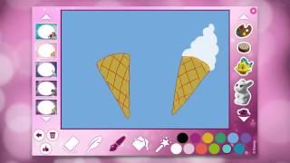 LEGO Disney Princess - Sparkle Art Inspiration: Ice Cream