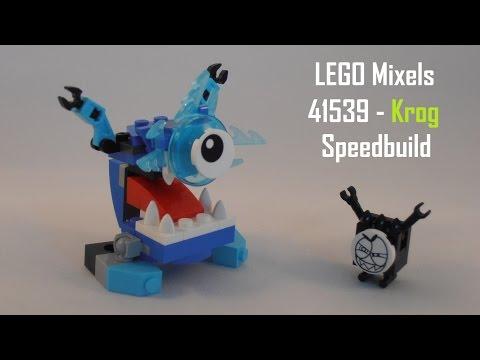 Vidéo LEGO Mixels 41539 : Krog