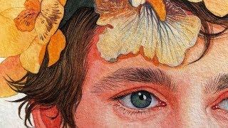 Iris Pseudacorus / Hugh Dancy / Will Graham  - Flower Crown Series