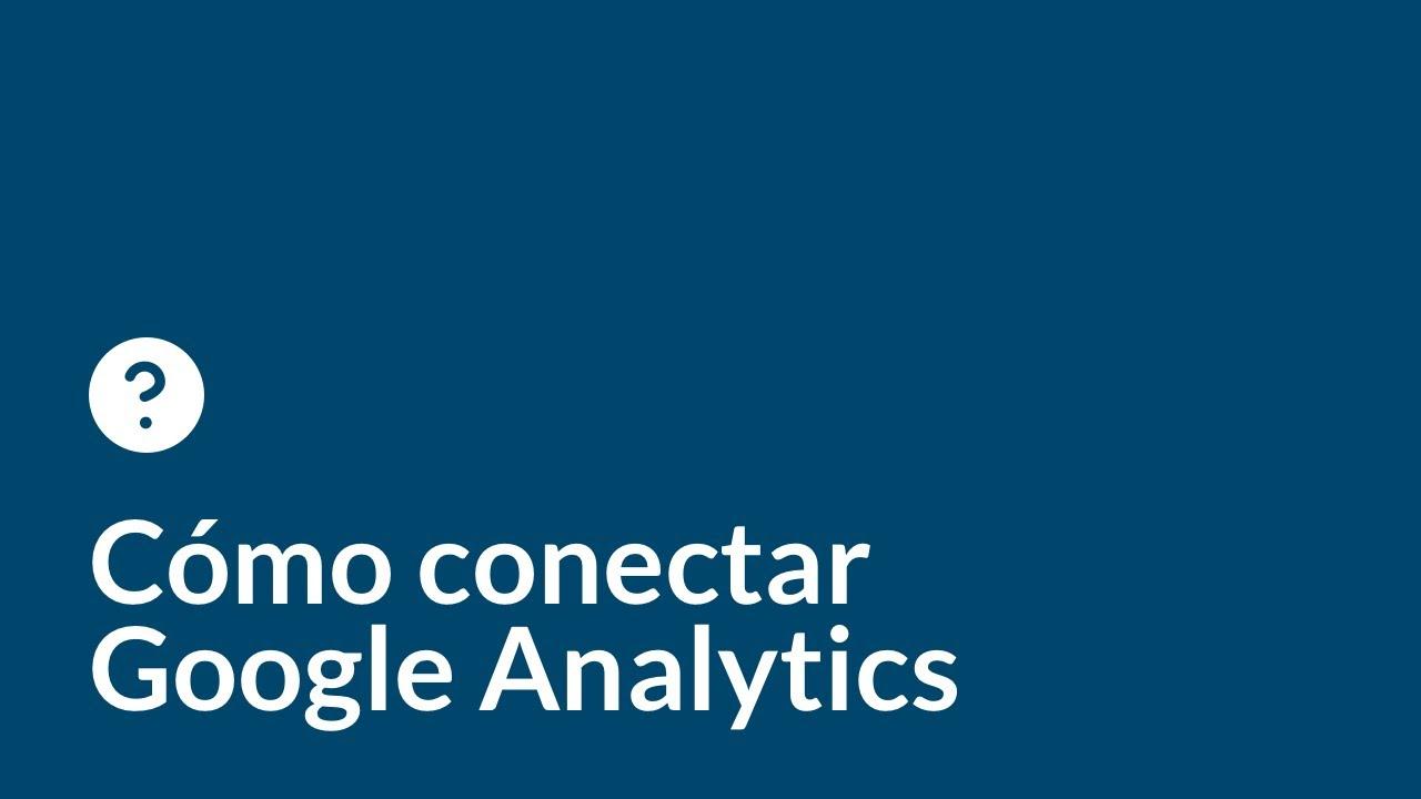 Cómo conectar Google Analytics e instalar Instagram Shopping
