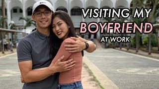 Visiting my Boyfriend by Alex Gonzaga