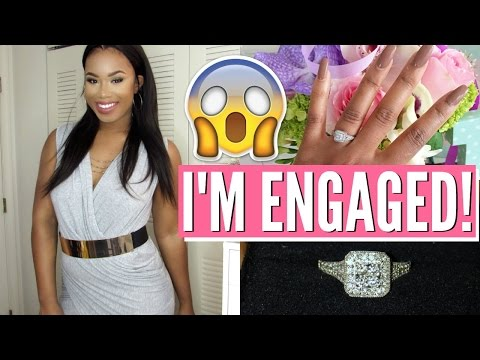 BIRTHDAY VLOG & HE PROPOSED! | I'M OFFICIALLY ENGAGED!