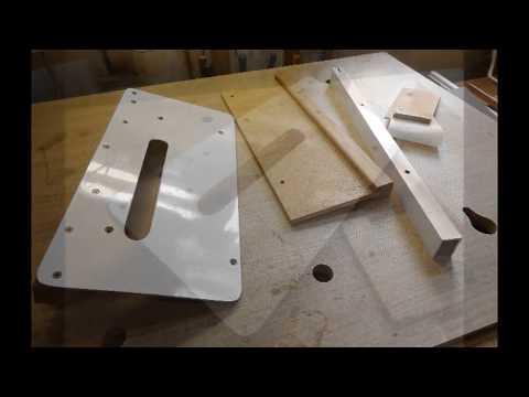 Gabarito para Serra Circular Bosch - GKS 65 CE