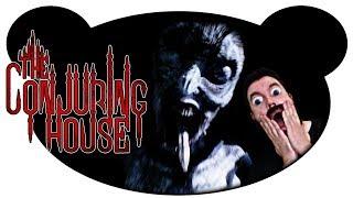 The Conjuring House #01 - Das Haus des Horrors! (Gameplay Deutsch Facecam Horror)