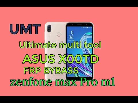 Asus Zenfone Max Pro M1 Frp 5z Mobile Frp Remove Umt Donge One Click