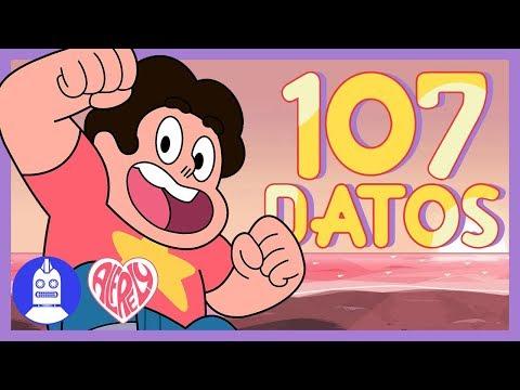 107 Datos De Steven Universe Que DEBES Saber Con ALFRELY (Atómico #169) en Átomo Network
