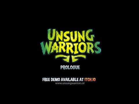 Unsung Warriors - Prologue Trailer thumbnail