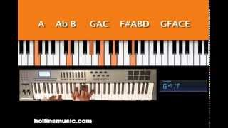 A Classical and Jazz Approach To Gospel Piano