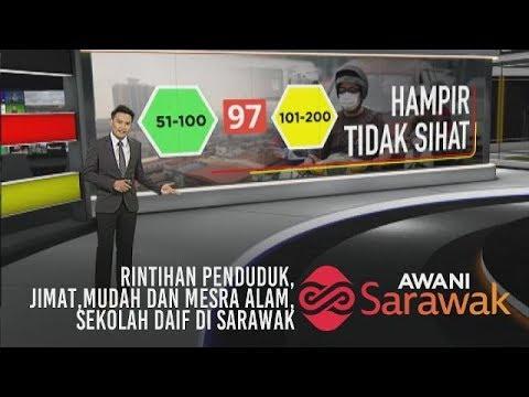 AWANI Sarawak [17/04/2019] - Rintihan penduduk, jimat,mudah dan mesra alam & sekolah daif di Sarawak