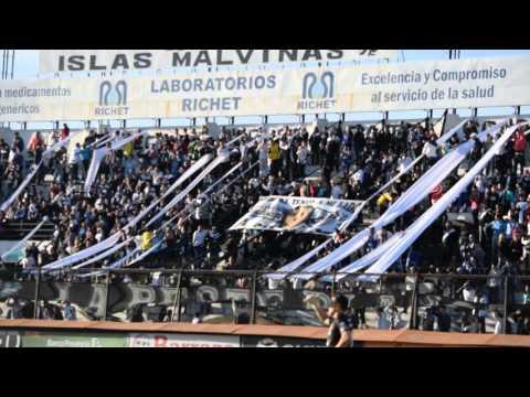 """All Boys 1 - 0 Douglas | ""Cada vez te quiero mas..."""" Barra: La Peste Blanca • Club: All Boys"
