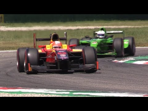 BOSS GP Monza 2019-The Best Sounding Formula Cars Racing at the Temple of Speed