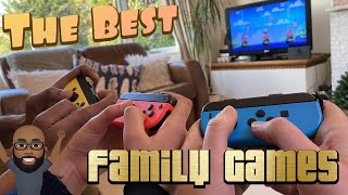 The Best Family Games For The Nintendo Switch (2020).