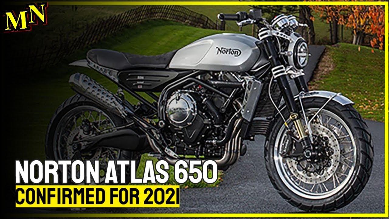 TVS confirms Norton Atlas 650 for 2021