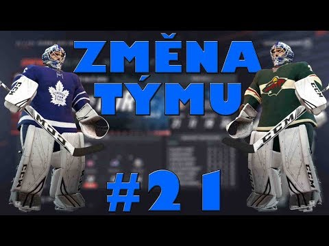 NHL 19 | KOBLIH GOLMANEM #21 | BYL JSEM VYTREJDOVÁN-ZMĚNA TÝMU! | CZ/SK