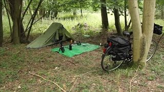 Bug Out Stealth Camping 2015