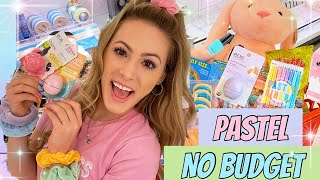 NO BUDGET *PASTEL ONLY* SHOPPING SPREE! 💅🏼👗🦄