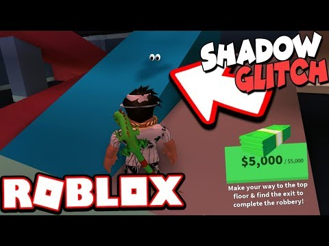 Glitch That Will Change Roblox Jailbreak Forever Jailbreak Hack - Shadow Cop Glitch Roblox Jailbreak Minecraftvideos Tv