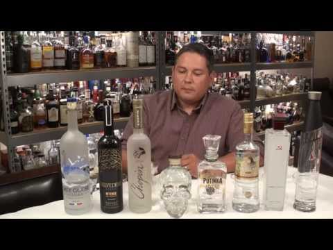 Review – Vodka Taste Test #4 – Another 8 of the Best