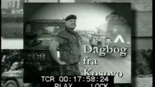 Dagbog nr5 KFOR 1 Kosovo 1999 er