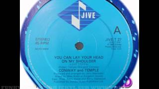 CONWAY AND TEMPLE - YOU CAN LAY YOUR HEAD ON MY SHOULDER