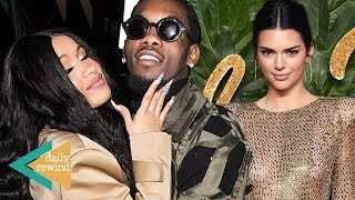 Cardi B Considering Getting Back With Offset! Kendall Jenner Posts Anonymous LOVE LETTER! | DR