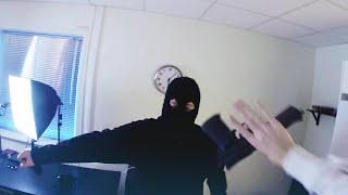 SOMEONE BROKE INTO MY OFFICE! - (Q&A Funday)