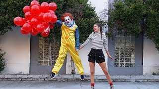 What Scares the IT Clown? (IT Chapter Two) | Hannah Stocking, Anwar Jibawi & Twan Kuyper