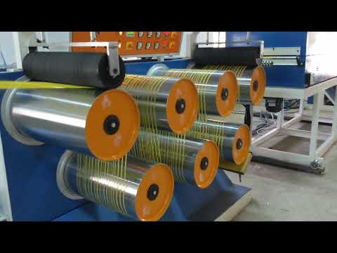 PP Strapping Extrusion Line