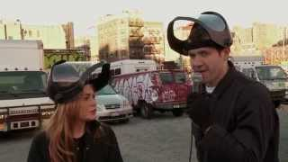 Звёзды Диснея, Lindsay Lohan and Billy Eichner Destroy a Car