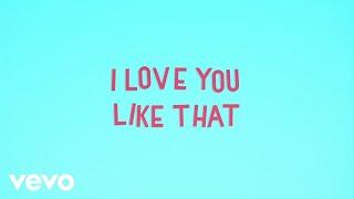 Dagny   Love You Like That (Lyric Video)