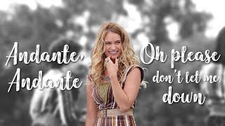 "Mamma Mia! Here We Go Again   ""Andante, Andante"" (Lyric Video)"
