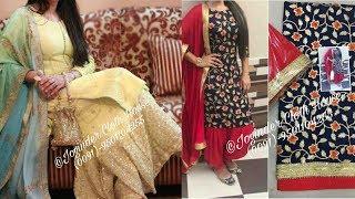 Designer Punjabi Suits Pictures Montage |Joginder Cloth House