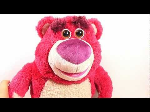 Peluche / Plush LOTSO 22.5 Disneyland Paris