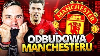 ODBUDOWA MANCHESTERU! Football Manager 2017 / DEV