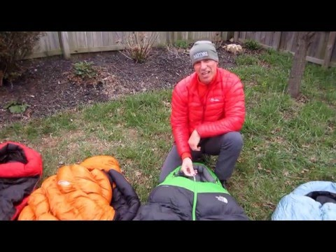 Winter Sleeping Bag Reviews 2016