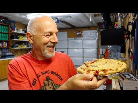 Grandpa Eats Favorite Pie for First Time in 50 Years
