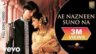 A.R. Rahman - Ae Nazneen Best Video|Dil Hi Dil Mein|Sonali Bendre|Abhijeet