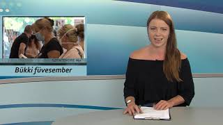 Szentendre Ma / TV Szentendre / 2020.09.14.