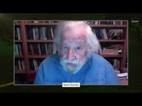 Noam Chomsky on the Future of Marxism & Anarchism - Economic Update with Richard Wolff