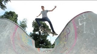 preview picture of video 'The Day After Go Skateboarding Day 2013 - Vienna, Austria'