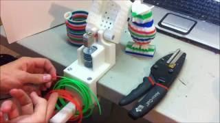 Filament Fuser Block Demo