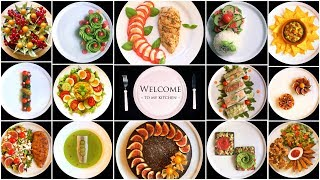 Home-made Dishes Presentation | Welcome To My Kitchen - KUONG Cooking & Food-styling