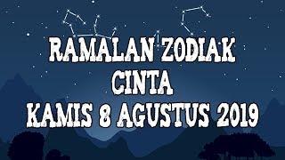Ramalan Zodiak Cinta Besok Kamis 8 Agustus 2019
