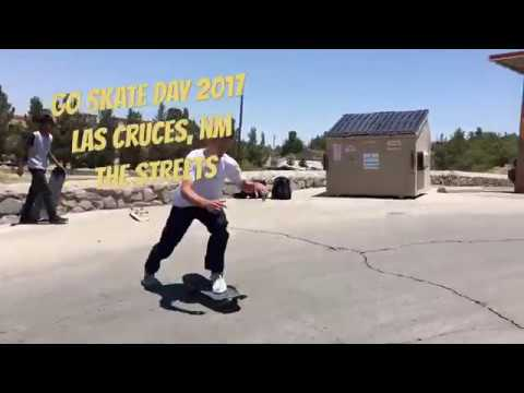 2017 Las Cruces Go Skateboarding Day Edit