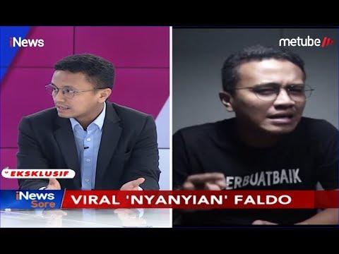 """EKSKLUSIF: Faldo Maldini Unggah Video """"Nyanyian"""" Prabowo Sulit Menang di MK - iNews Sore 18/06"""