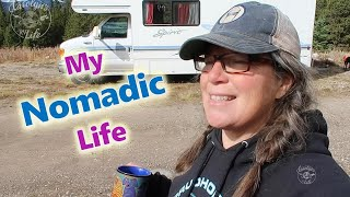 My Nomadic Life//2 Amazing RV Free Camping Spots on Beartooth Hwy, Wyoming