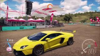 Forza Horizon 3 Aventador Upgrade Hero Fully Build 1500 Hp