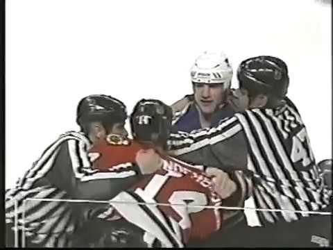 Ryan VandenBussche vs. Steve McLaren