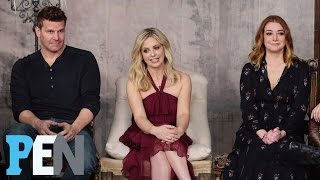 EW | 'Buffy the Vampire Slayer' Reunion: The Cast Reveals The One Way They'd Consider A Reboot
